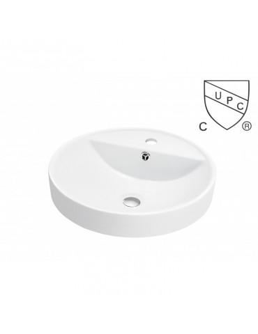 """Ceramic bassin 18,5"""""""