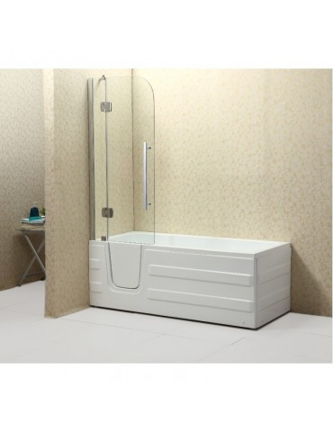 Free standing bath tub with door Q375