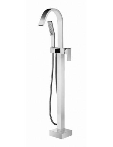 Brass Faucet for freestanding bathtubs
