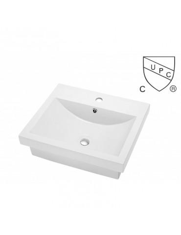 """Ceramic bassin 21"""""""