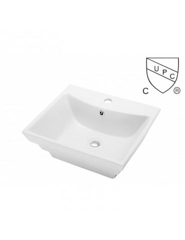 """Ceramic bassin 20"""""""