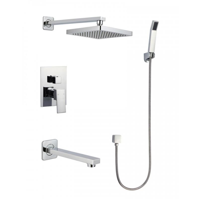 salle de bain robinet bain douche gbi inter distribution. Black Bedroom Furniture Sets. Home Design Ideas