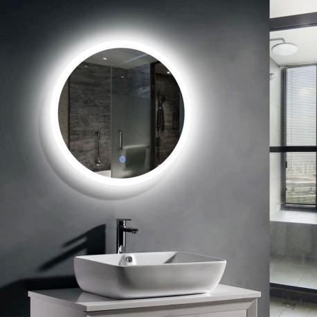 Miroir de salle de bain au Led IDCL0651