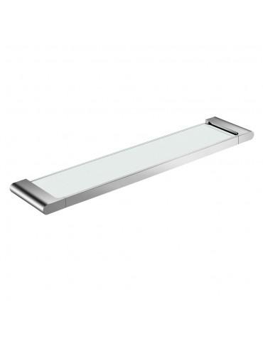 Paper holder chrome finish