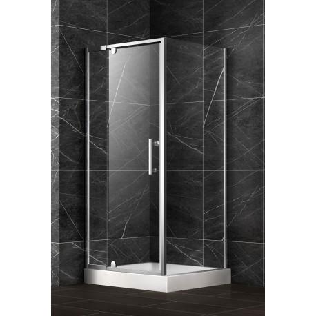 Metis shower - chrome